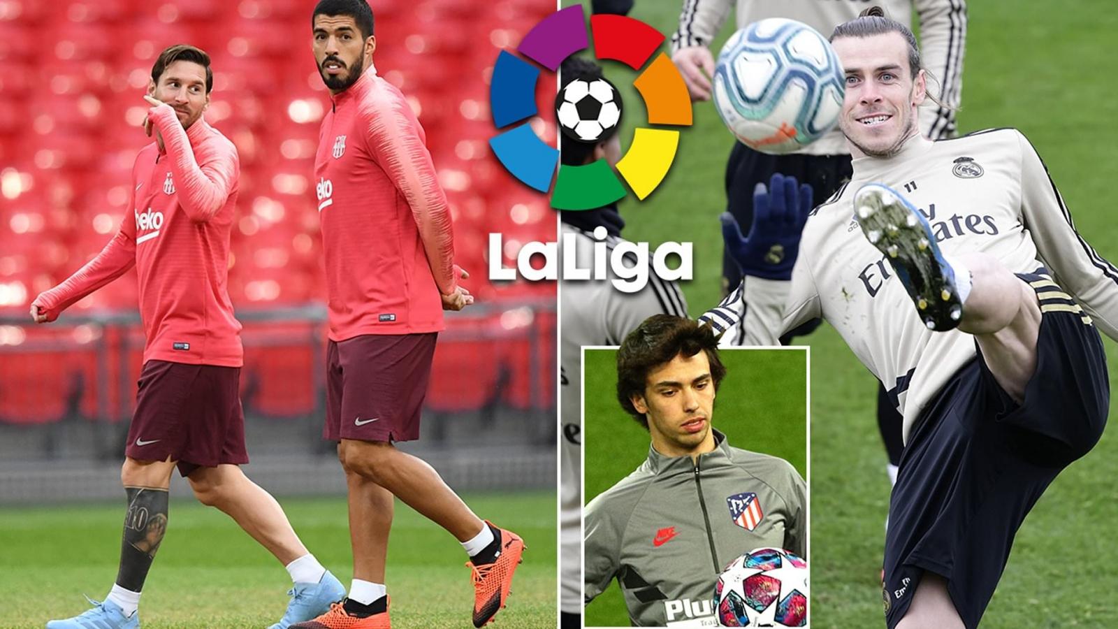 Real Madrid, Barca và các đội bóng La Liga được phép trở lại tập luyện