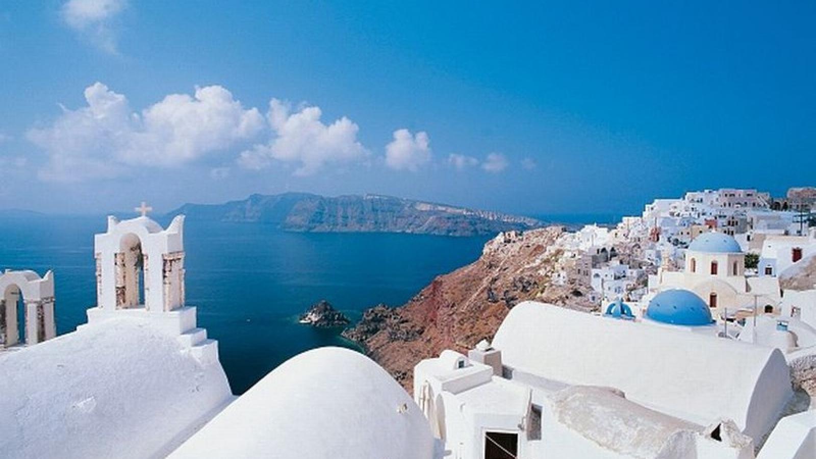 Hy Lạp lên kế hoạch mở cửa du lịch trong tháng 7/2020