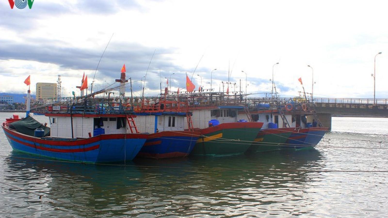Bình Định hoàn thành lắp thiết bị giám sát hành trình tàu cá trước 30/4