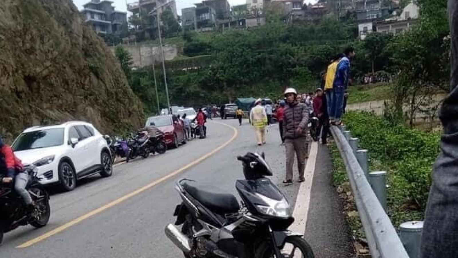 Danh tính 4 nạn nhân vụ ô tô đâm xe máy lao xuống vực ở Tam Đảo