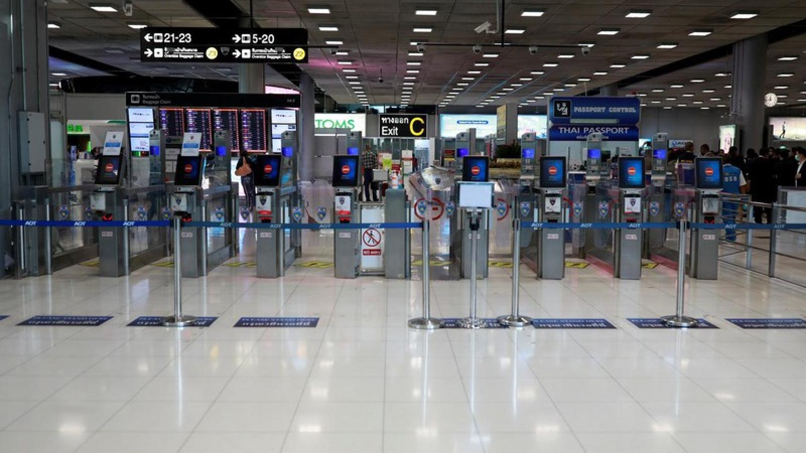 Thái Lan chuẩn bị mở lại các đường bay nội địa