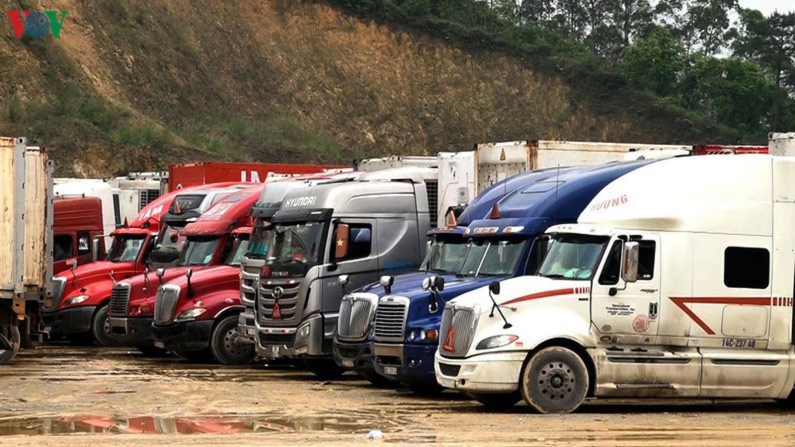 Sẽ khôi phục thời gian thông quan hàng hóa tại cửa khẩu Tân Thanh