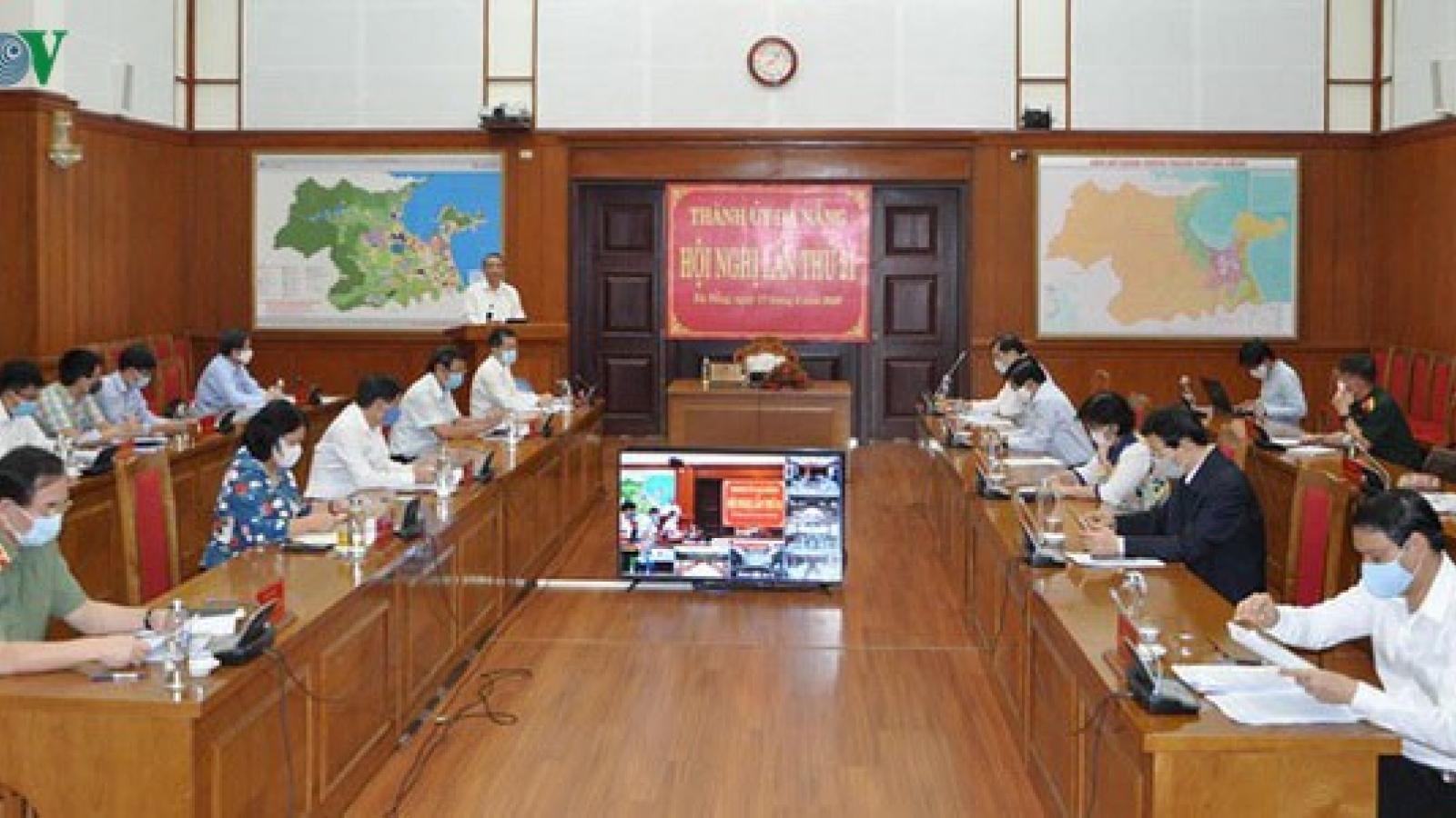 Bí thư Đà Nẵng yêu cầu chuẩn bị kịch bản phục hồi kinh tế