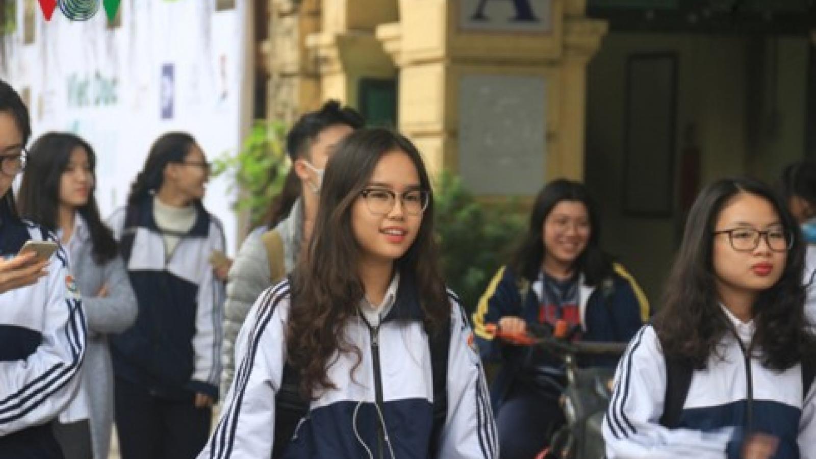 Học sinh Hải Phòng, Hải Dương đi học trở lại từ 23/4