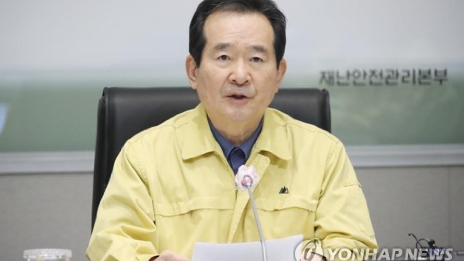 Hàn Quốc xem xét việc cho học sinh đi học trở lại