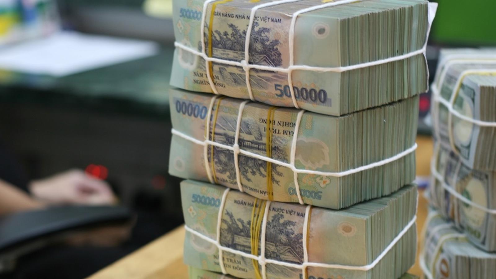 Bội chi ngân sách nhà nước dự kiến tăng thêm 1,5-1,6% GDP