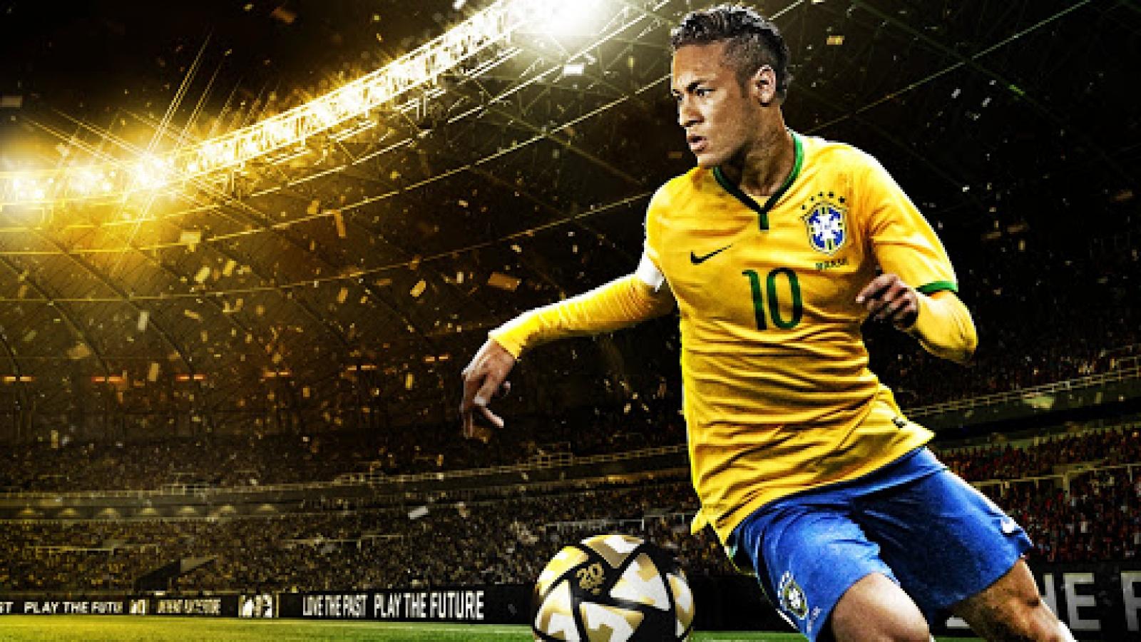 Top 10 cầu thủ Brazil kỹ thuật nhất PES 2020: Neymar ở đẳng cấp khác biệt