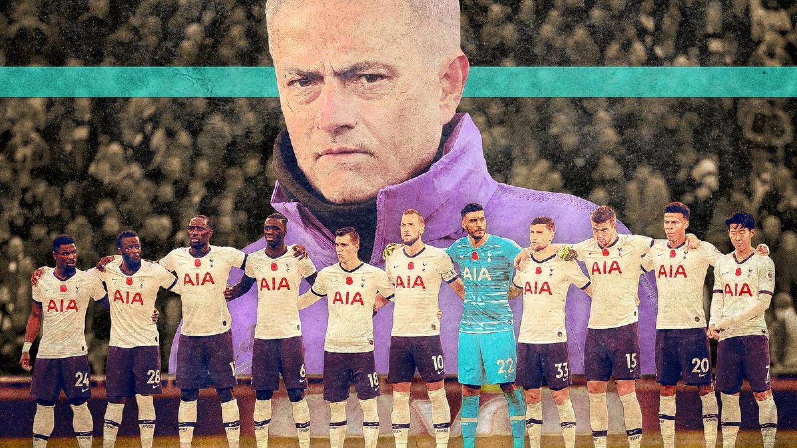 Tottenham là lời nói dối của Jose Mourinho?