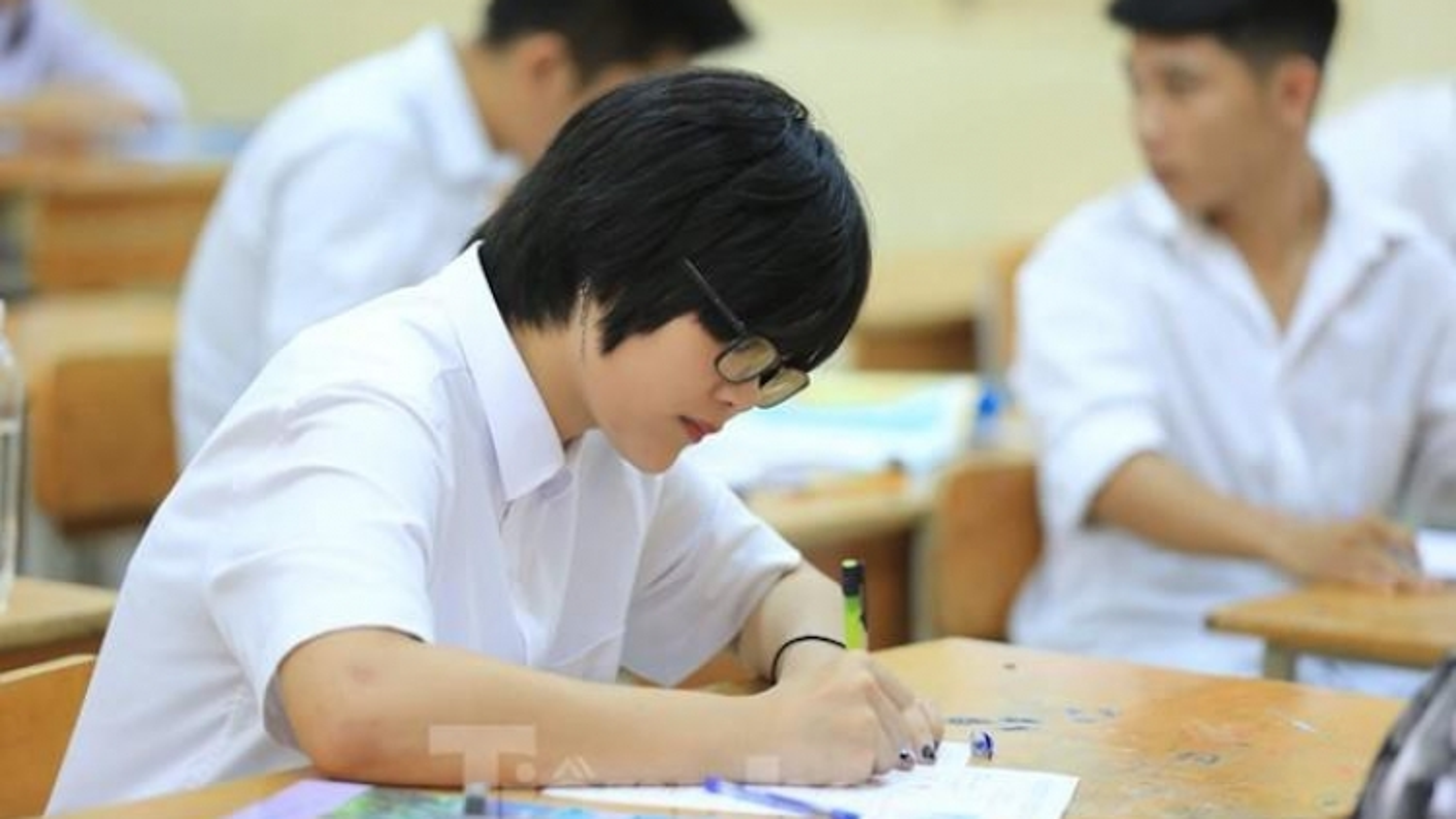 Thí sinh tự do được tham gia thi tốt nghiệp THPT để xét tuyển đại học