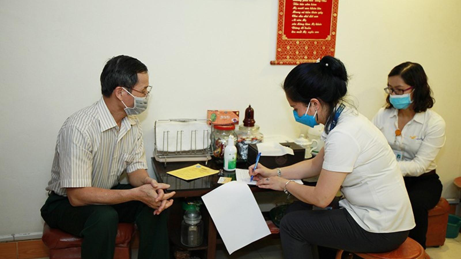 Trả lương hưu tại nhà - Linh hoạt, thuận tiện cho người nghỉ hưu