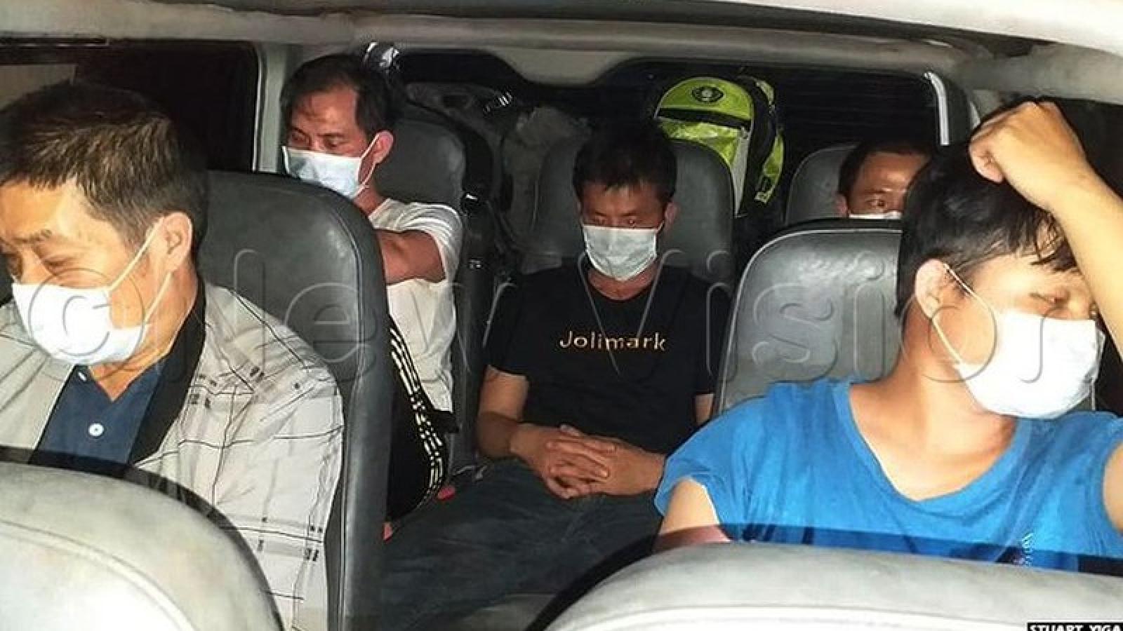 6 người Trung Quốc đối mặt với án phạt ở Uganda vì trốn cách ly