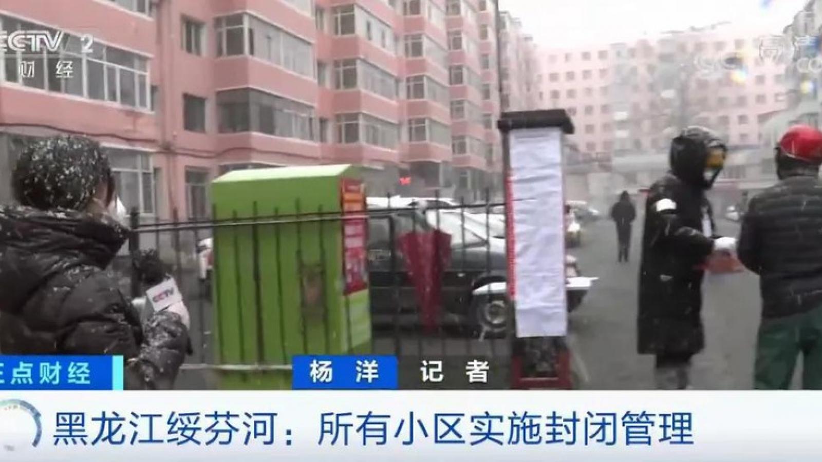 Trung Quốc kéo dài thời gian cách ly người nhập cảnh