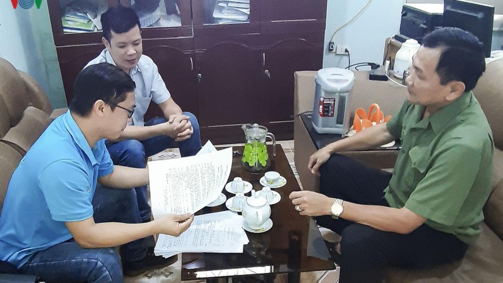 Vụ án nhà báo ở Điện Biên bị truy tố tội lừa đảo: Bị cáo kêu oan