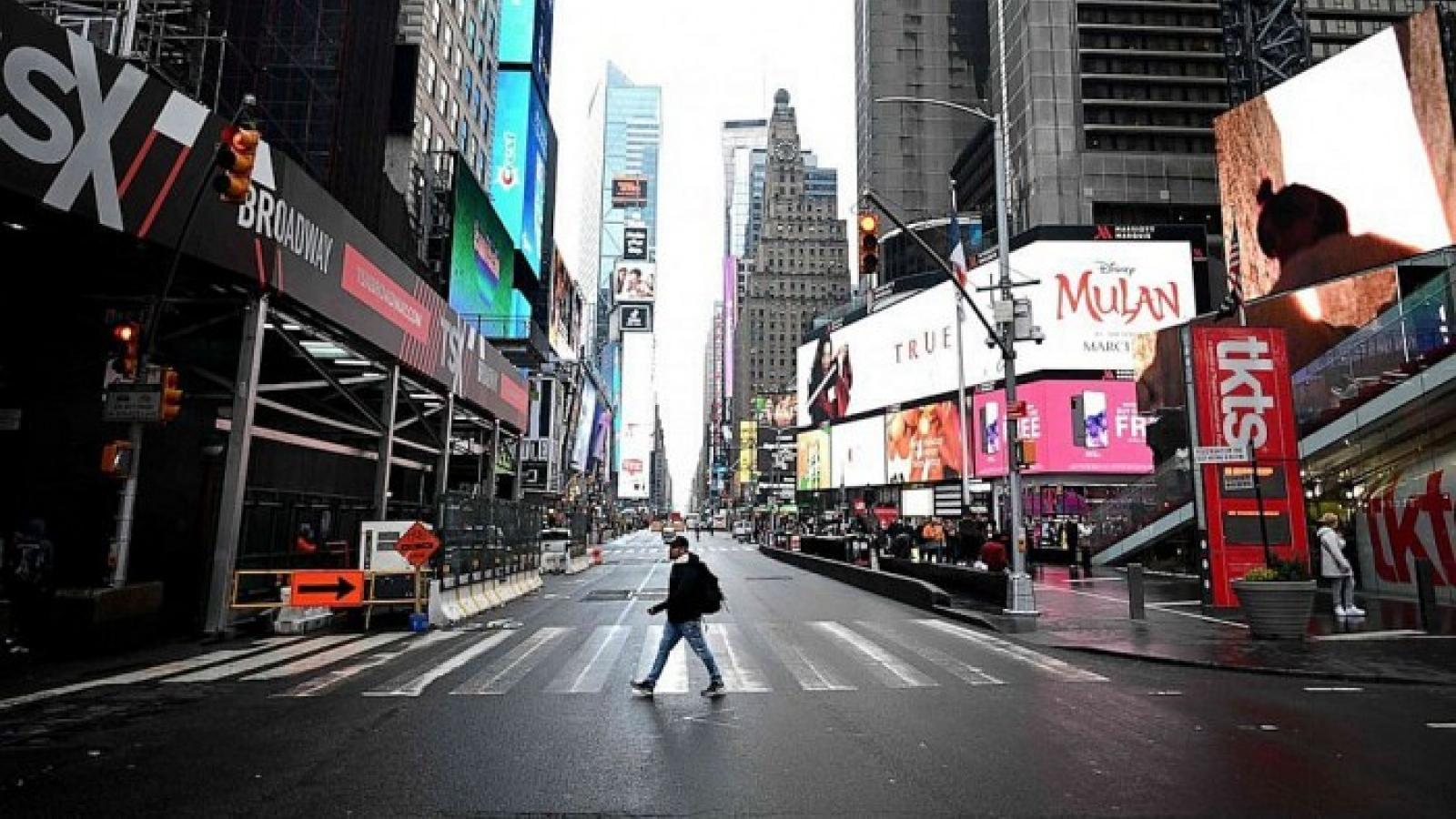 """Số người mắc Covid-19 tại New York chỉ là """"phần nổi của tảng băng"""""""