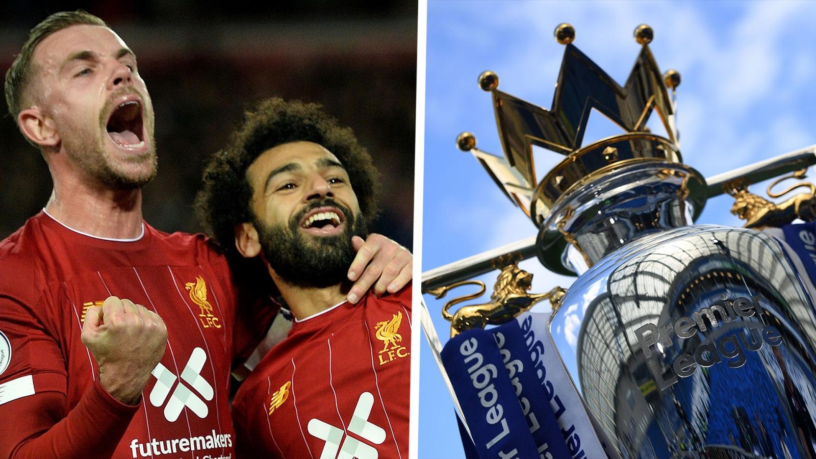 UEFA ủng hộ Liverpool vô địch Premier League 2019/2020
