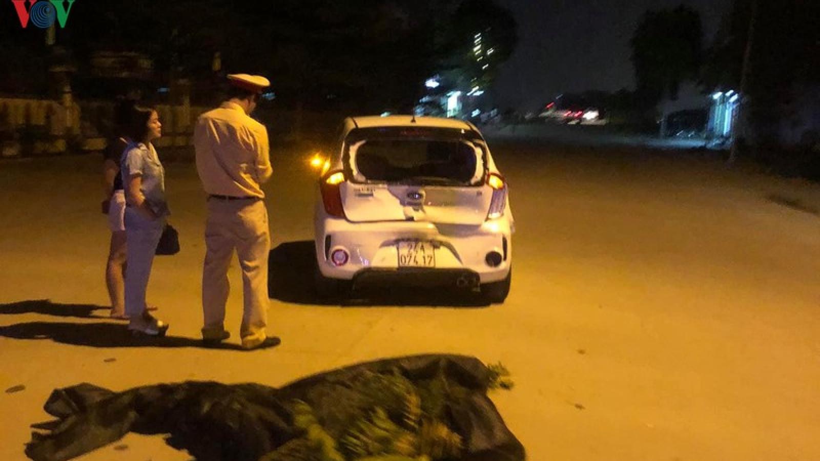 1 người đi xe máy tử vong sau tai nạn liên hoàn tại Lào Cai