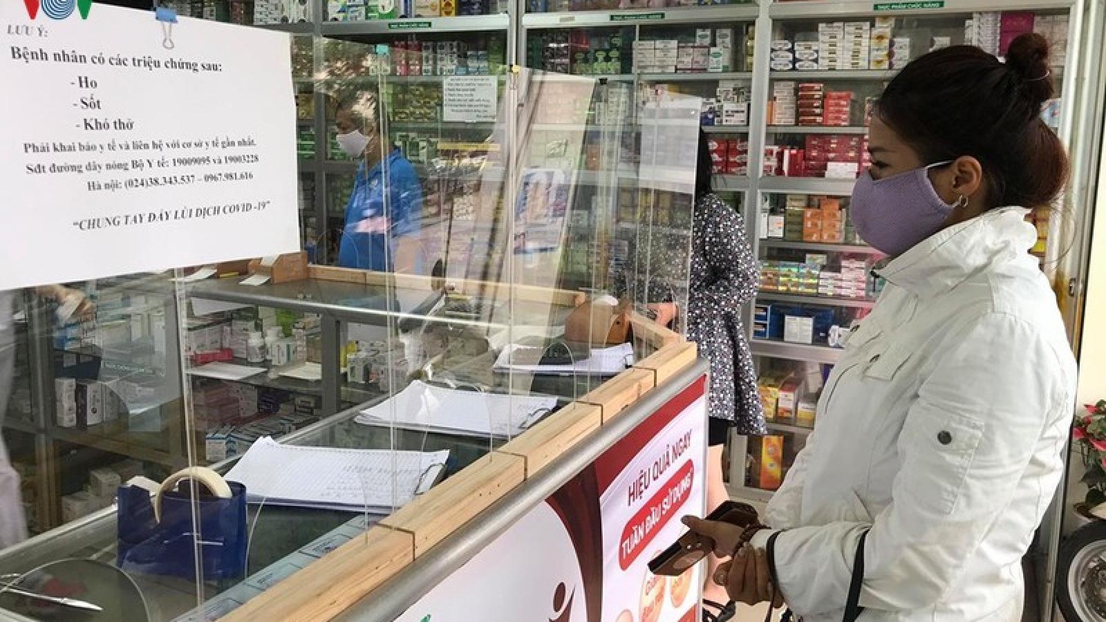 Tự mua thuốc khi ho, sốt: Thói quen xấu cần sửa giữa mùa dịch Covid-19