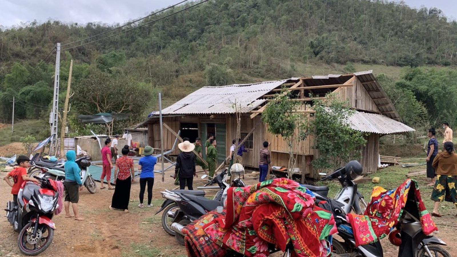Sơn La lập danh sách hỗ trợ hộ nghèo bị ảnh hưởng do thiên tai