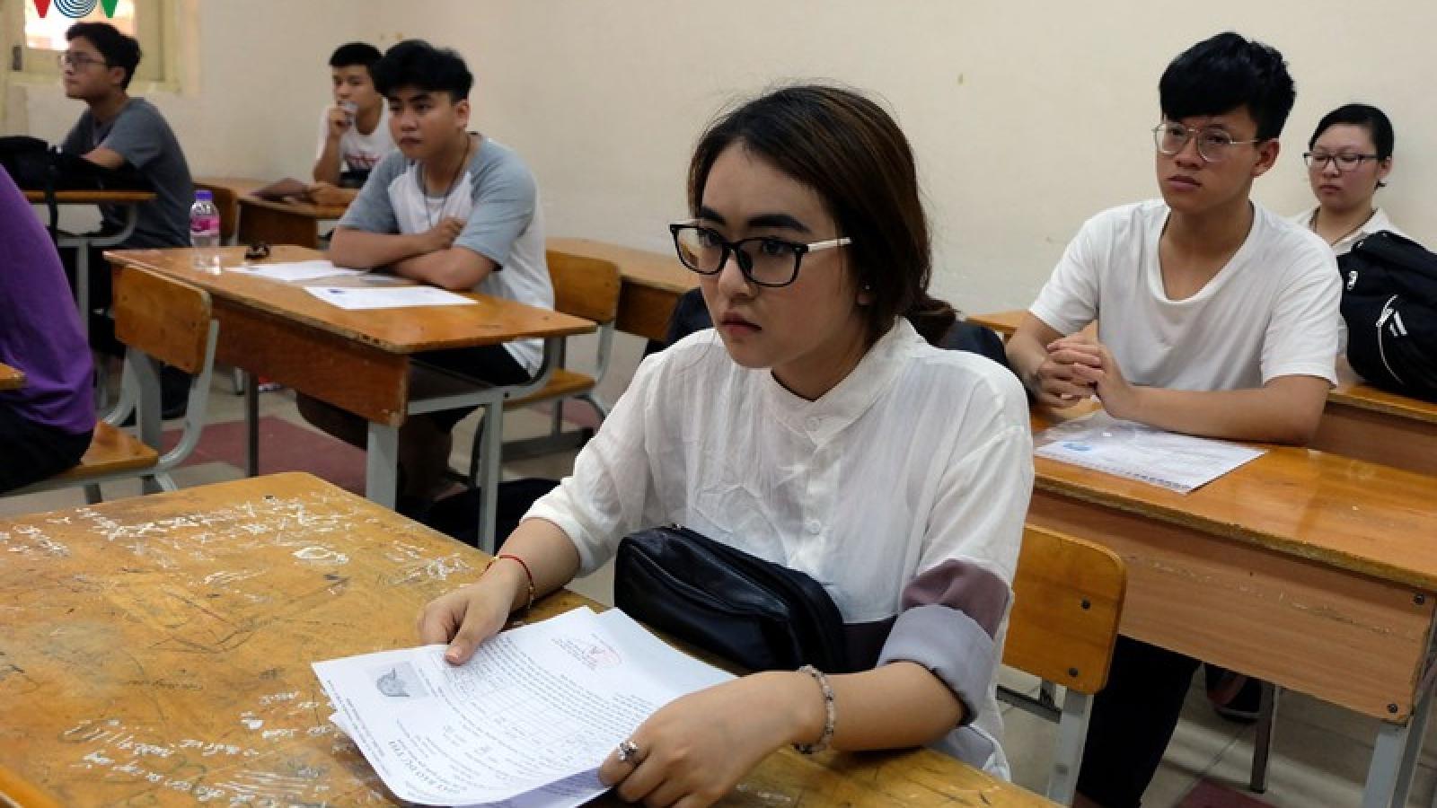 Các trường đại học lớn gấp rút công bố phương án tuyển sinh 2020
