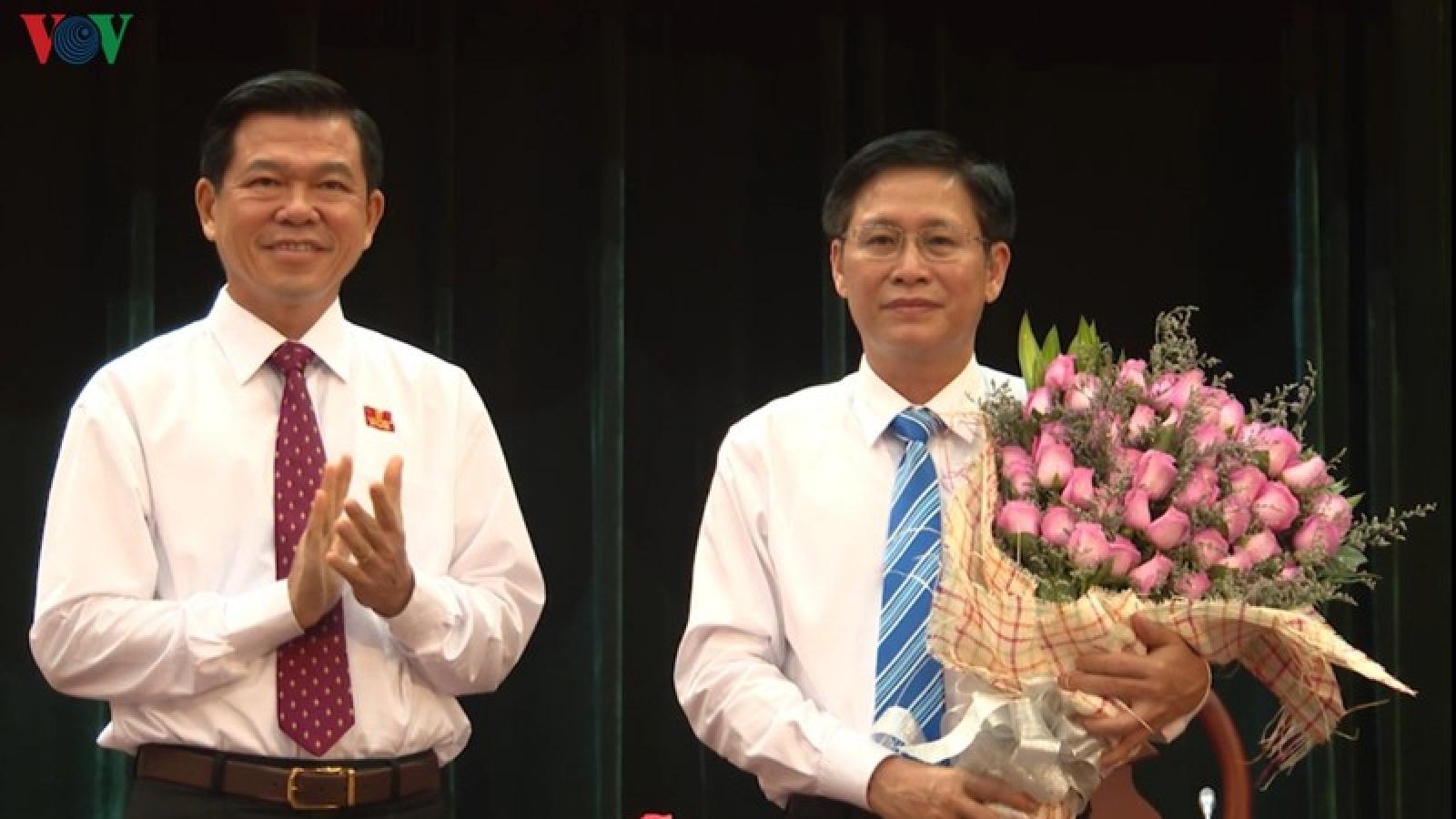 Ông Lê Ngọc Khánh làm Phó Chủ tịch UBND tỉnh Bà Rịa- Vũng Tàu