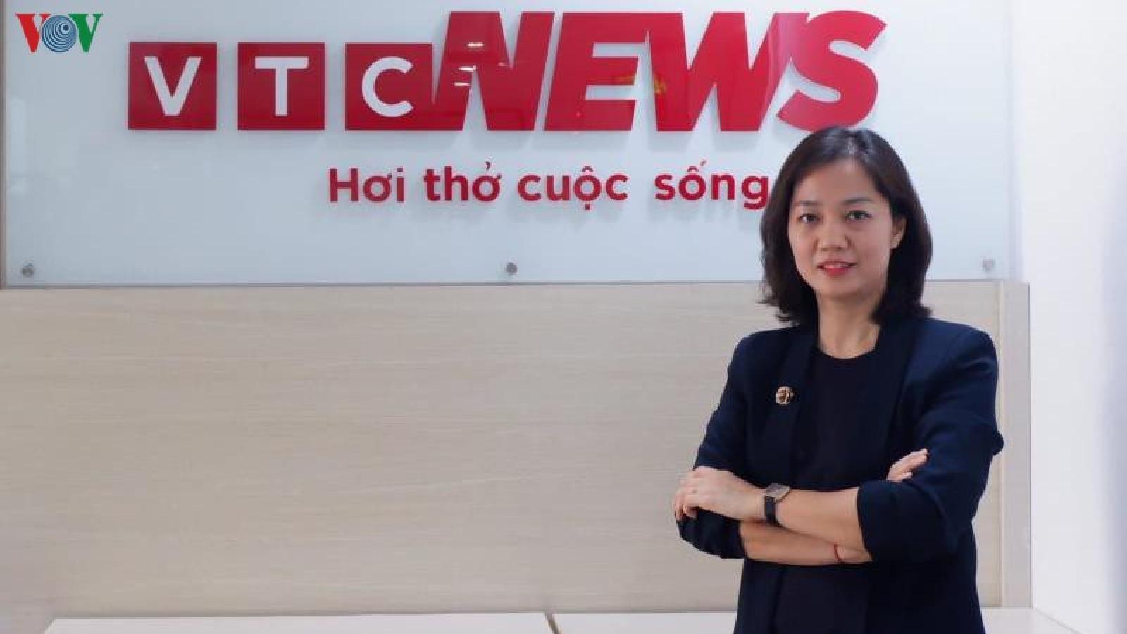 Bổ nhiệm Phó Tổng biên tập Báo điện tử VTC News