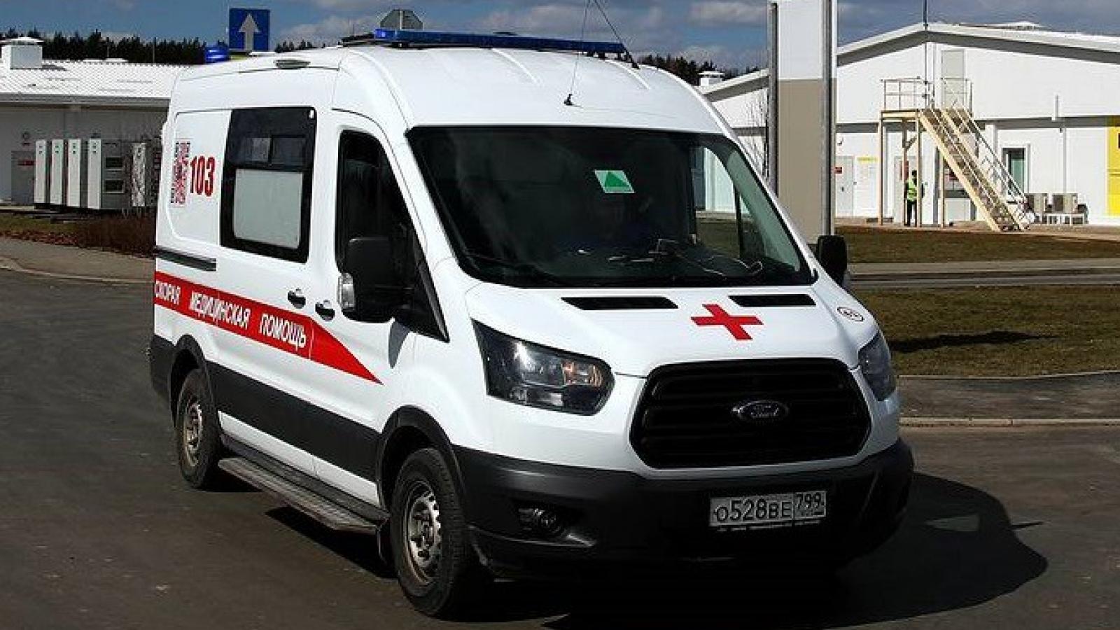 Nga đã ghi nhận hơn 68.600 ca nhiễm virus SARS-Cov-2