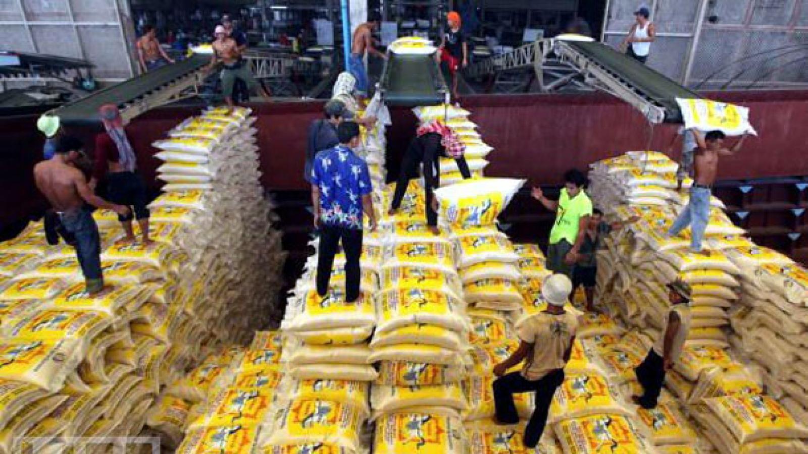 Xuất khẩu của Thái Lan bất ngờ tăng trong tháng 3