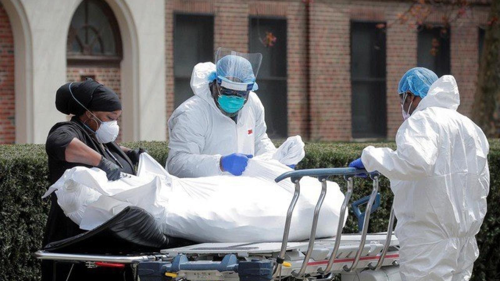 Dự báo: Mỹ sẽ có hơn 147.000 người tử vong vì Covid-19