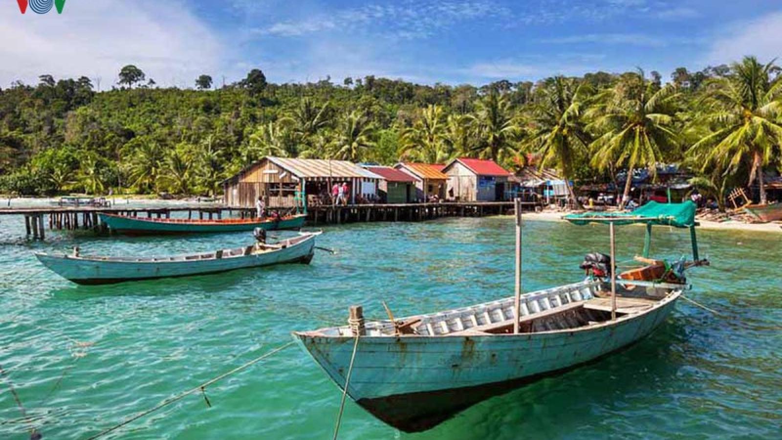 Tỉnh Kep (Campuchia) xây dựng đường ven biển nối Việt Nam và Thái Lan