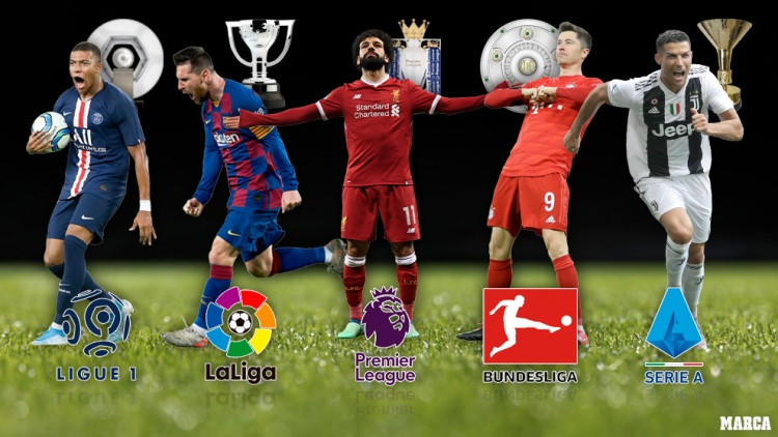 Điều gì sẽ xảy ra nếu Premier League, La Liga học theo Ligue 1?