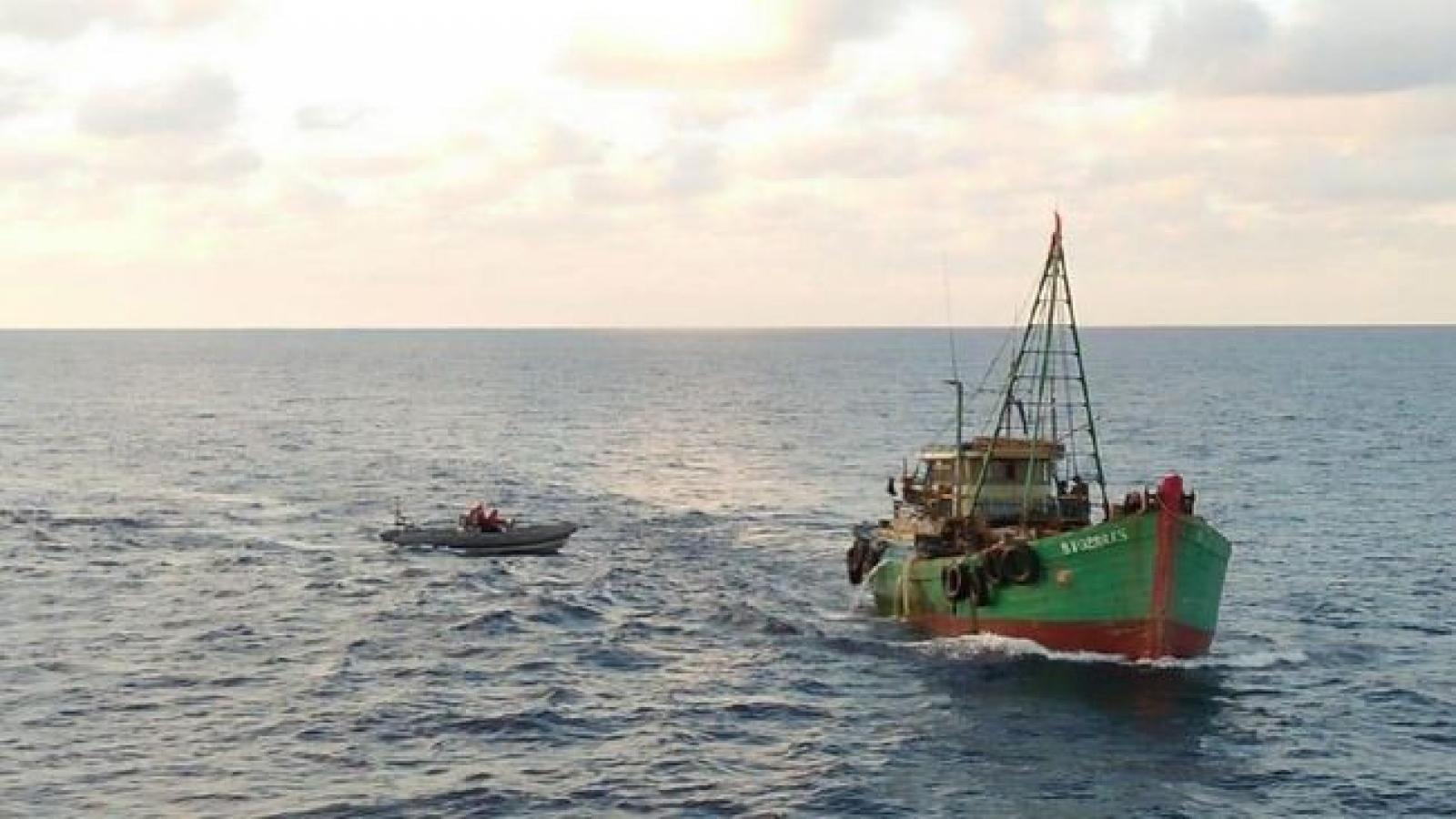 Indonesia yêu cầu Trung Quốc làm rõ cáo buộc thuyền viên bị ngược đãi