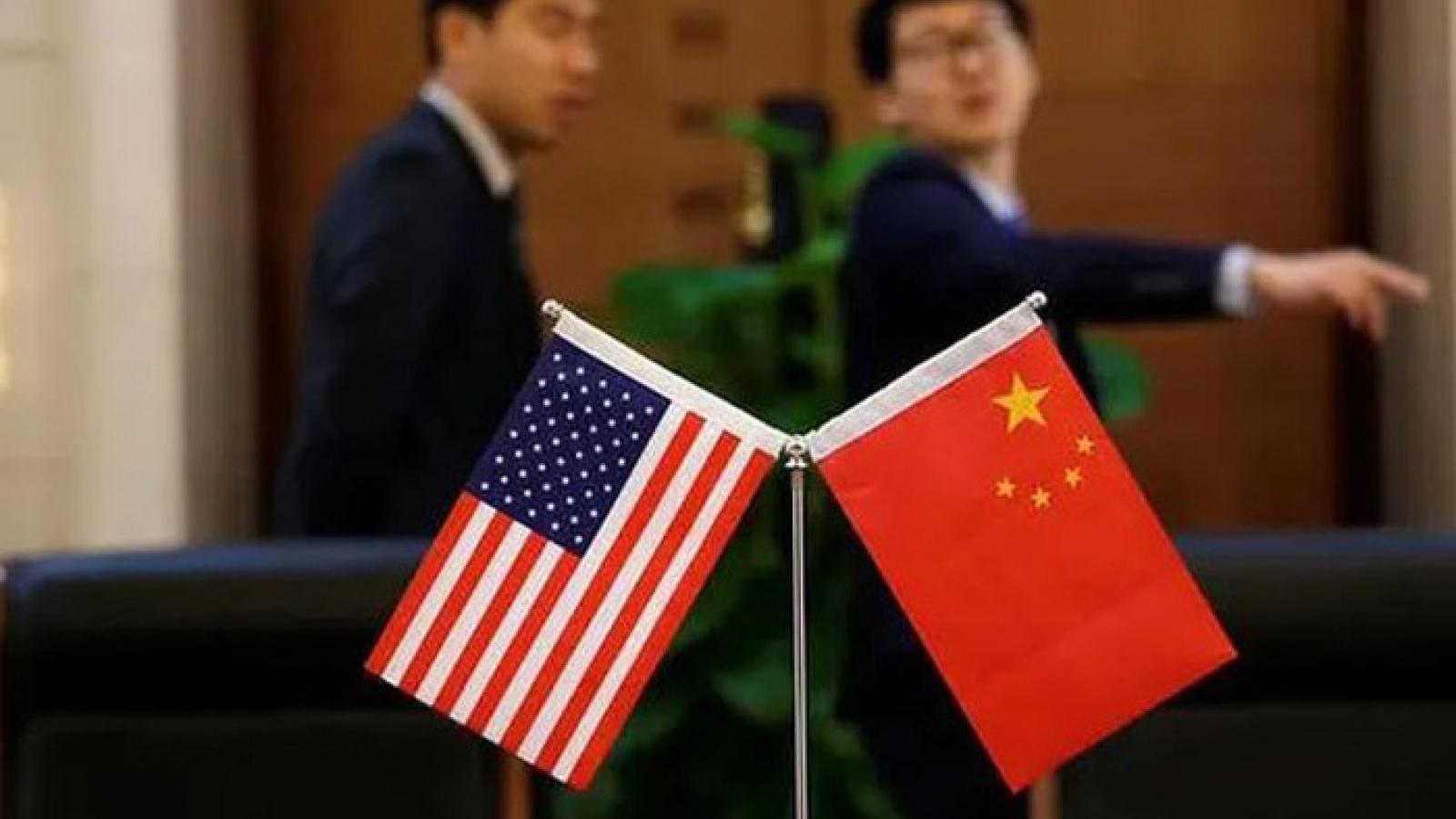 Trung Quốc – Mỹ nối lại đàm phán thương mại sớm nhất là đầu tuần tới