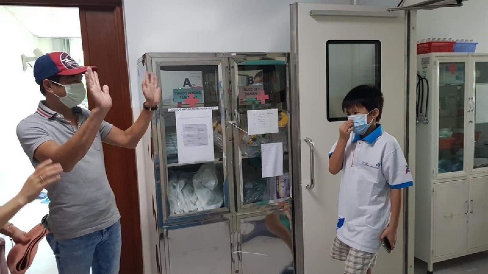 Bệnh nhân Covid-19 nhỏ tuổi nhất TPHCM dương tính trở lại