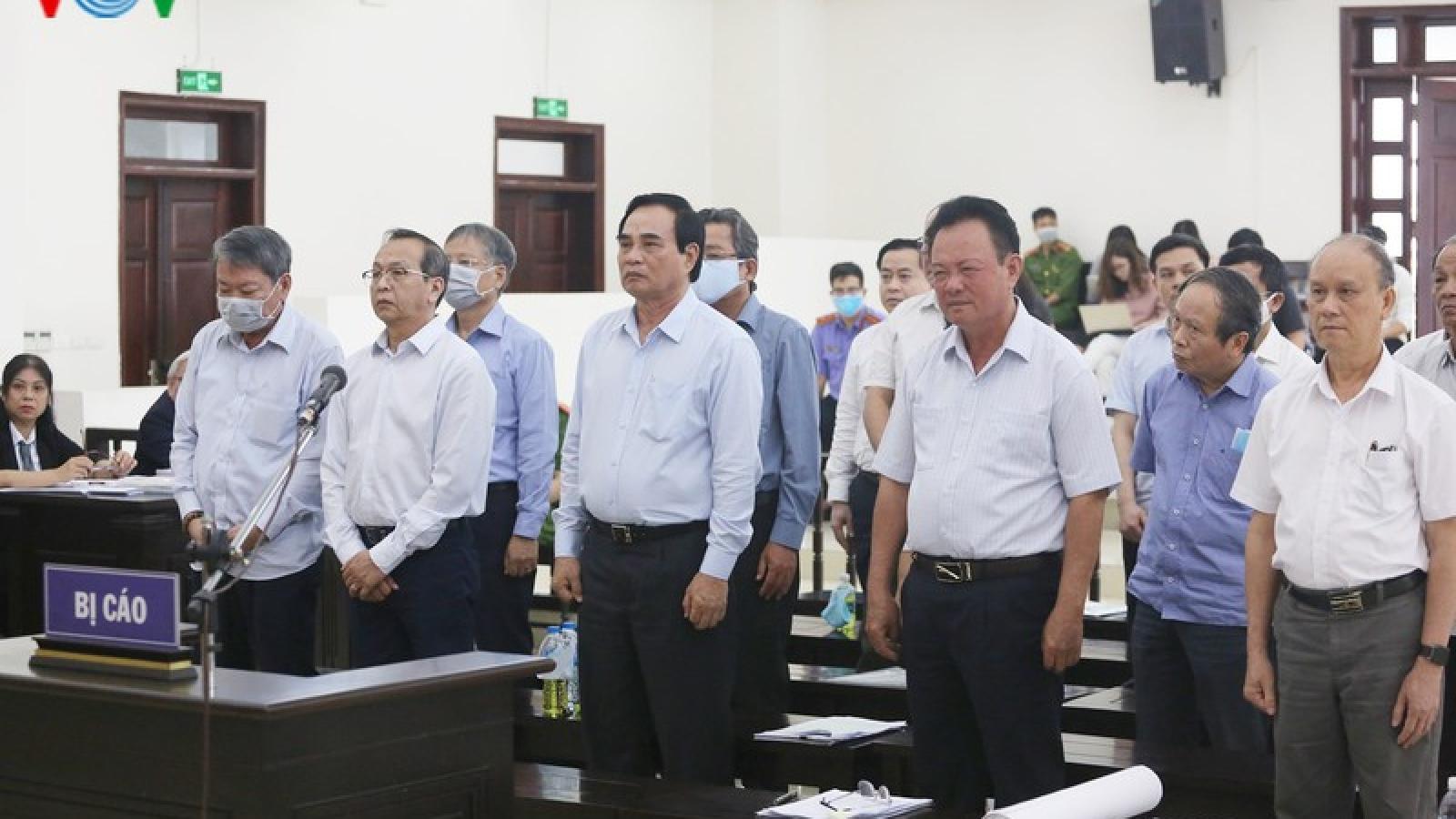 """Cựu giám đốc thừa nhận giúp Phan Văn Anh Vũ thâu tóm """"đất vàng"""""""