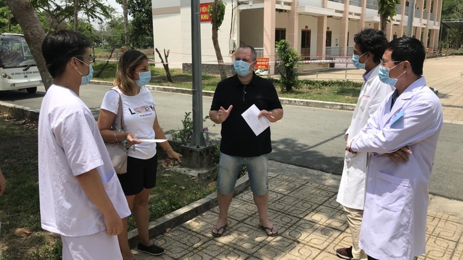 Bệnh nhân Covid-19 ở TPHCM sau khi xuất viện sẽ cách ly tại cơ sở y tế