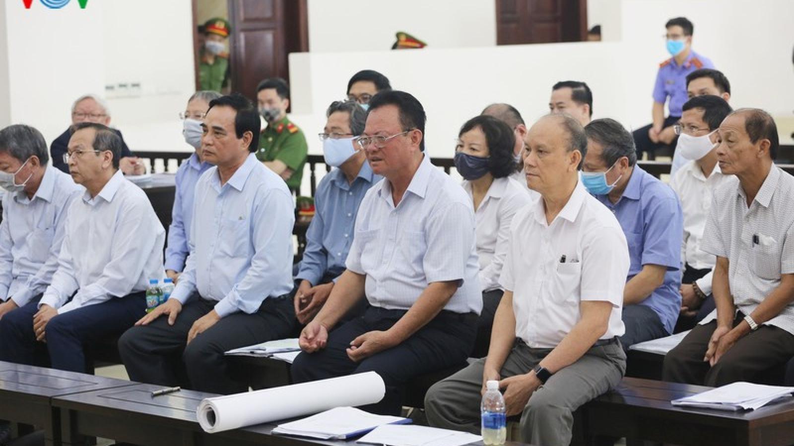 """Nhiều cựu cán bộ trong vụ thâu tóm """"đất vàng"""" tại Đà Nẵng xin giảm án"""