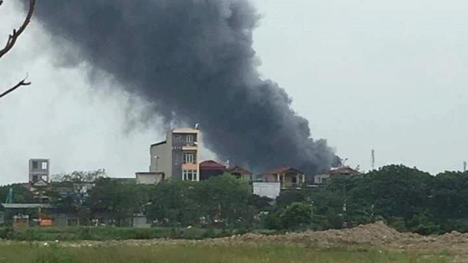 Khởi tố vụ cháy khu công nghiệp Phú Thị, khiến 3 người tử vong