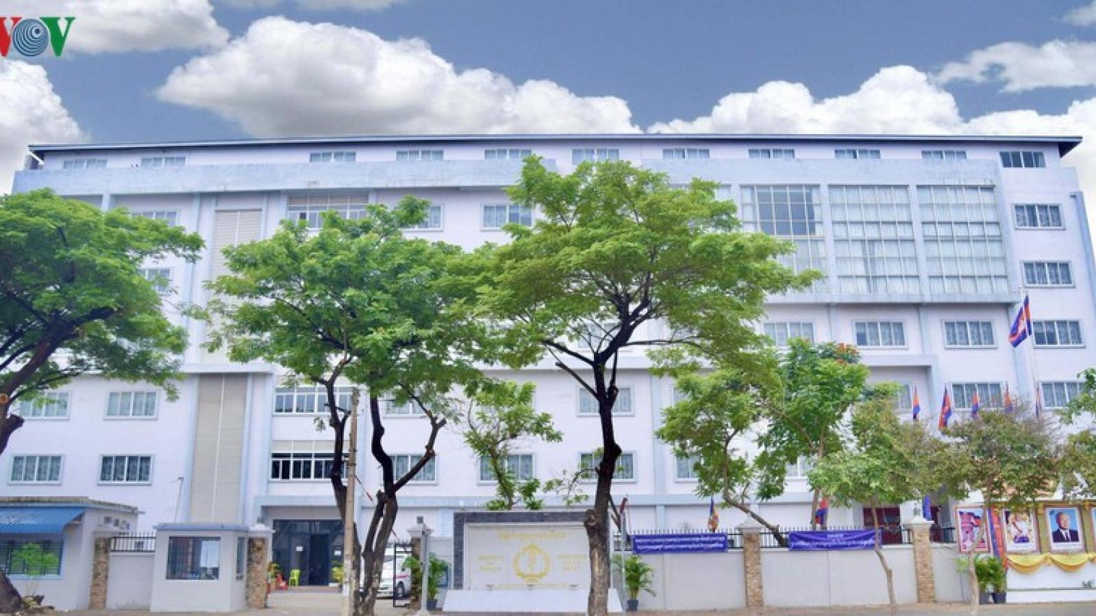 Bệnh nhân Covid-19 cuối cùng của Campuchia đã xuất viện