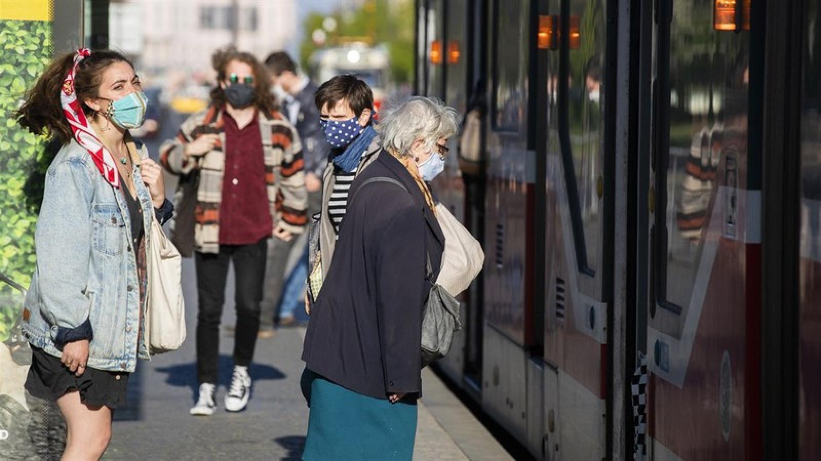 Séc dự kiến mở cửa biên giới với một số quốc gia trong tháng 7