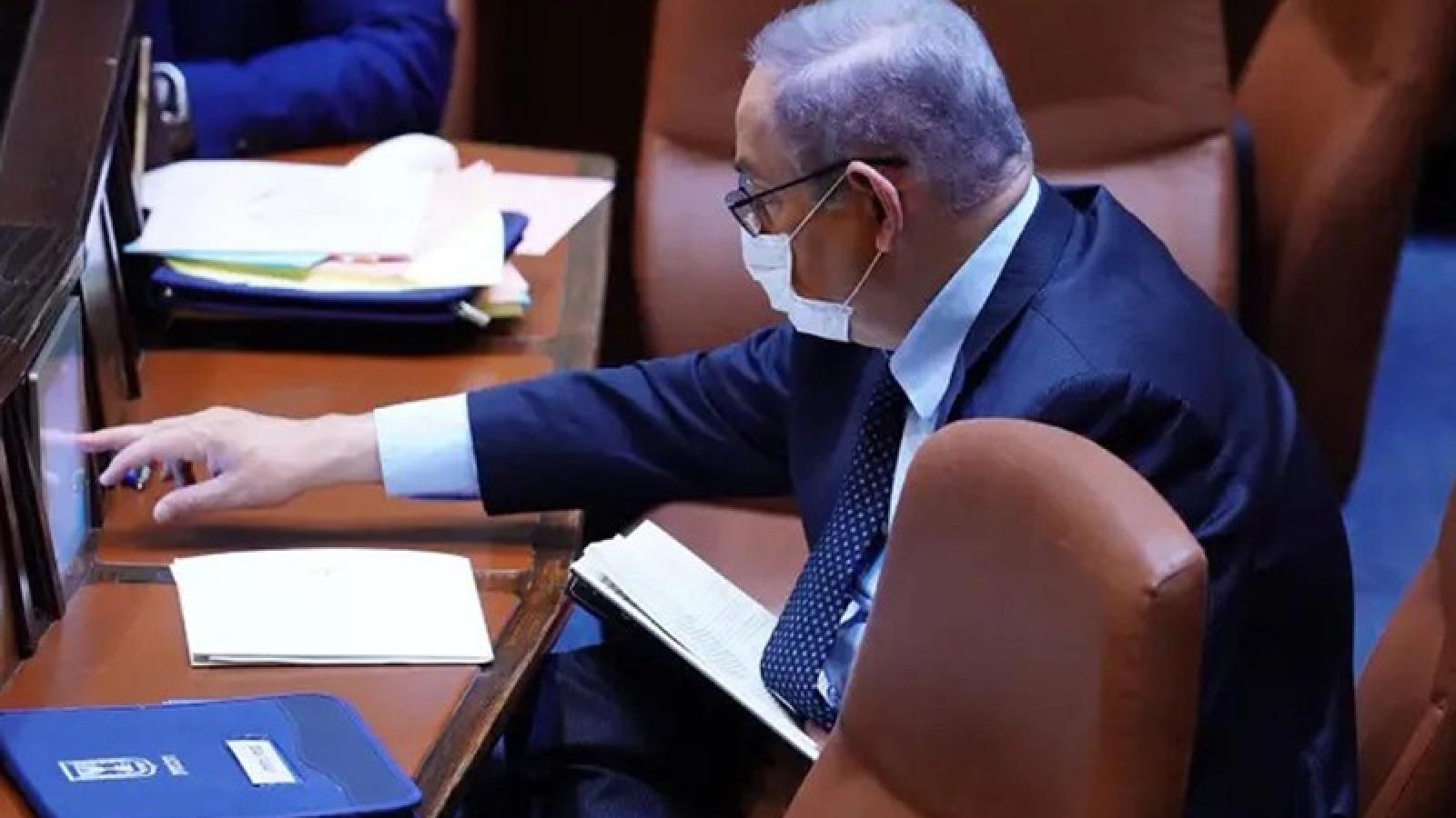 Quốc hội Israel thông qua dự luật thành lập chính phủ mới