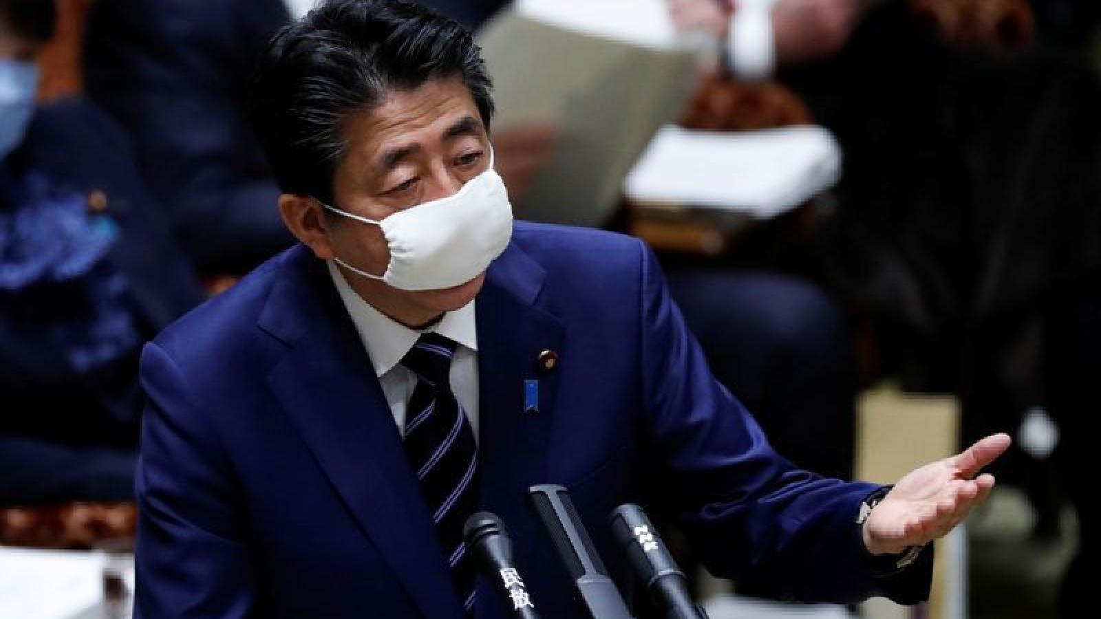 Nhật Bản dự kiến kéo dài tình trạng khẩn cấp đến cuối tháng 5