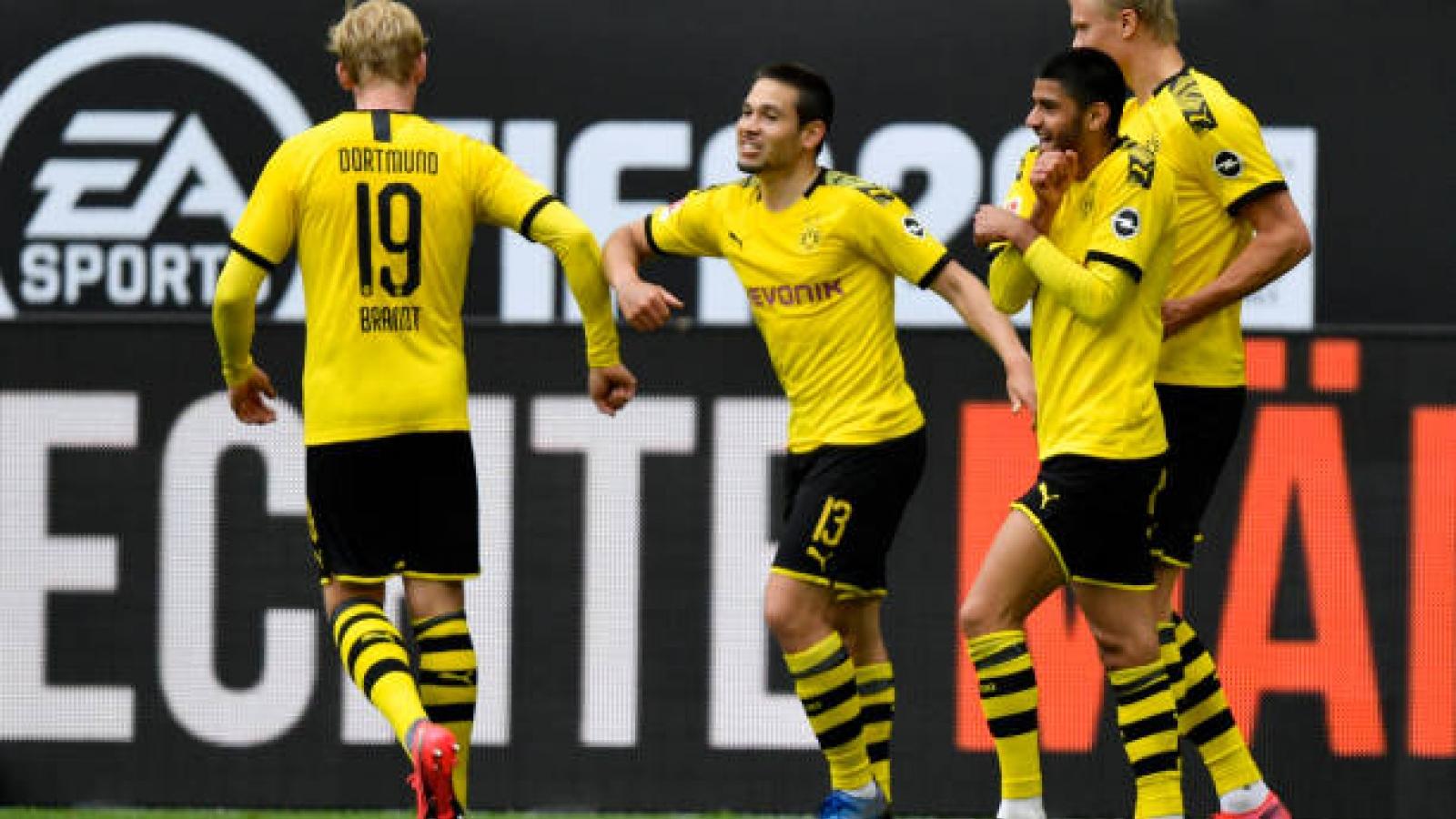 """Các đội bóng Bundesliga """"chưa mặn mà"""" với việc thay 5 cầu thủ"""