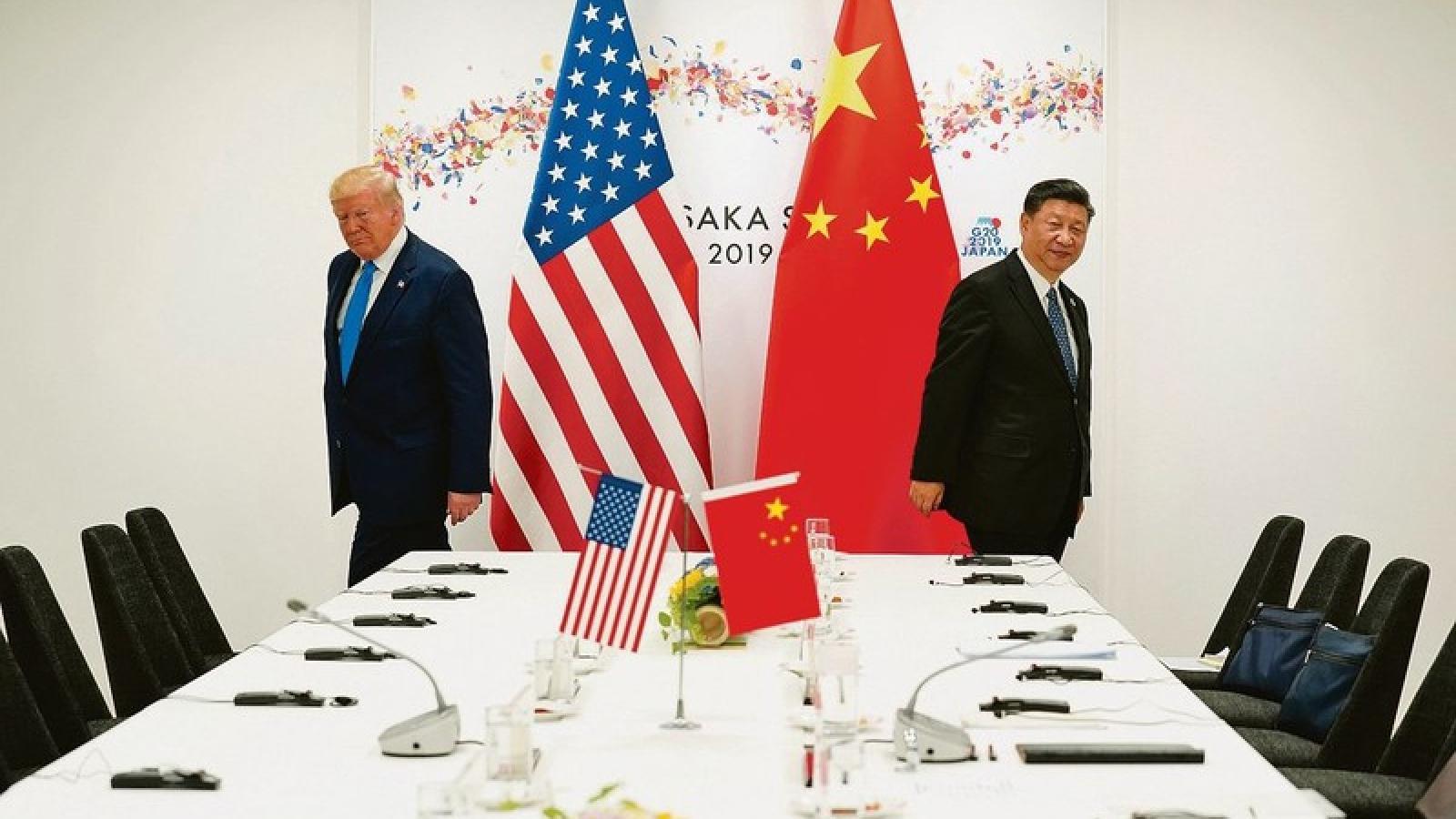 Covid-19 khiến cạnh tranh Mỹ-Trung Quốc trở nên khốc liệt hơn