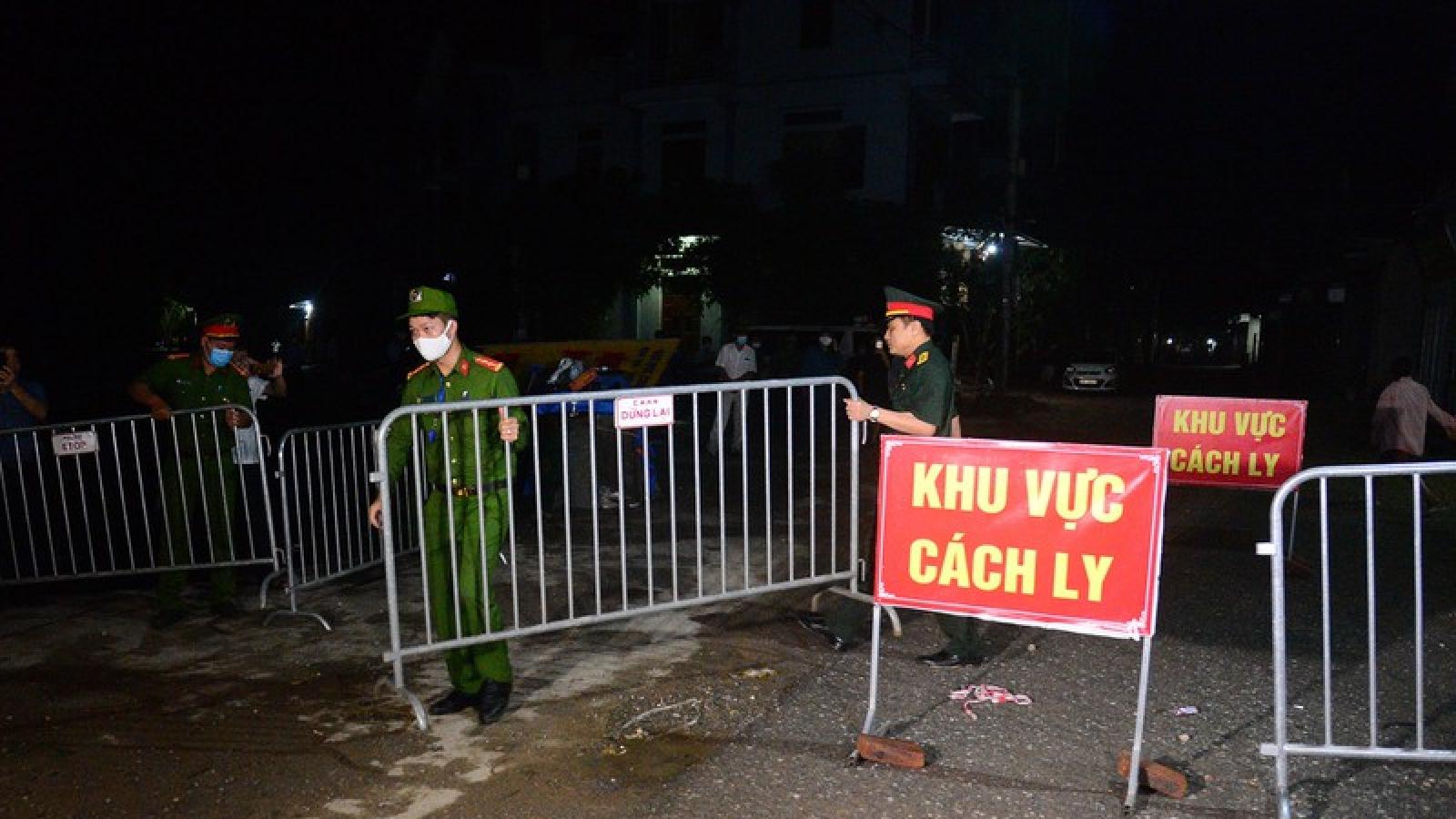 Chính thức dỡ bỏ cách ly thôn Đông Cứu- ổ dịch cuối cùng của Hà Nội