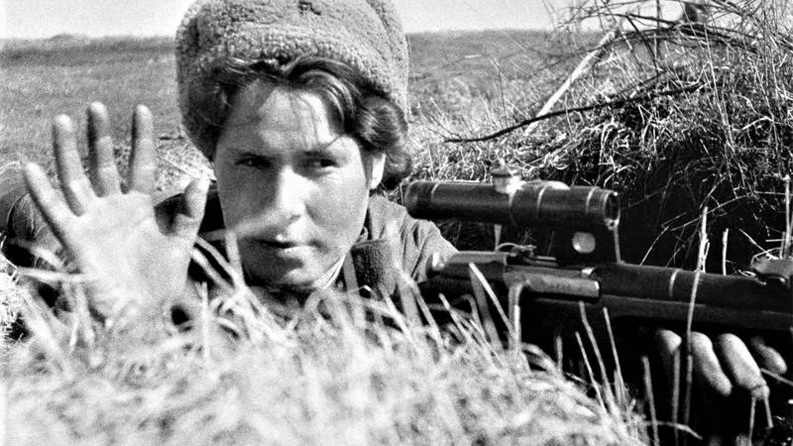 11 nữ xạ thủ bắn tỉa nguy hiểm nhất của Liên Xô