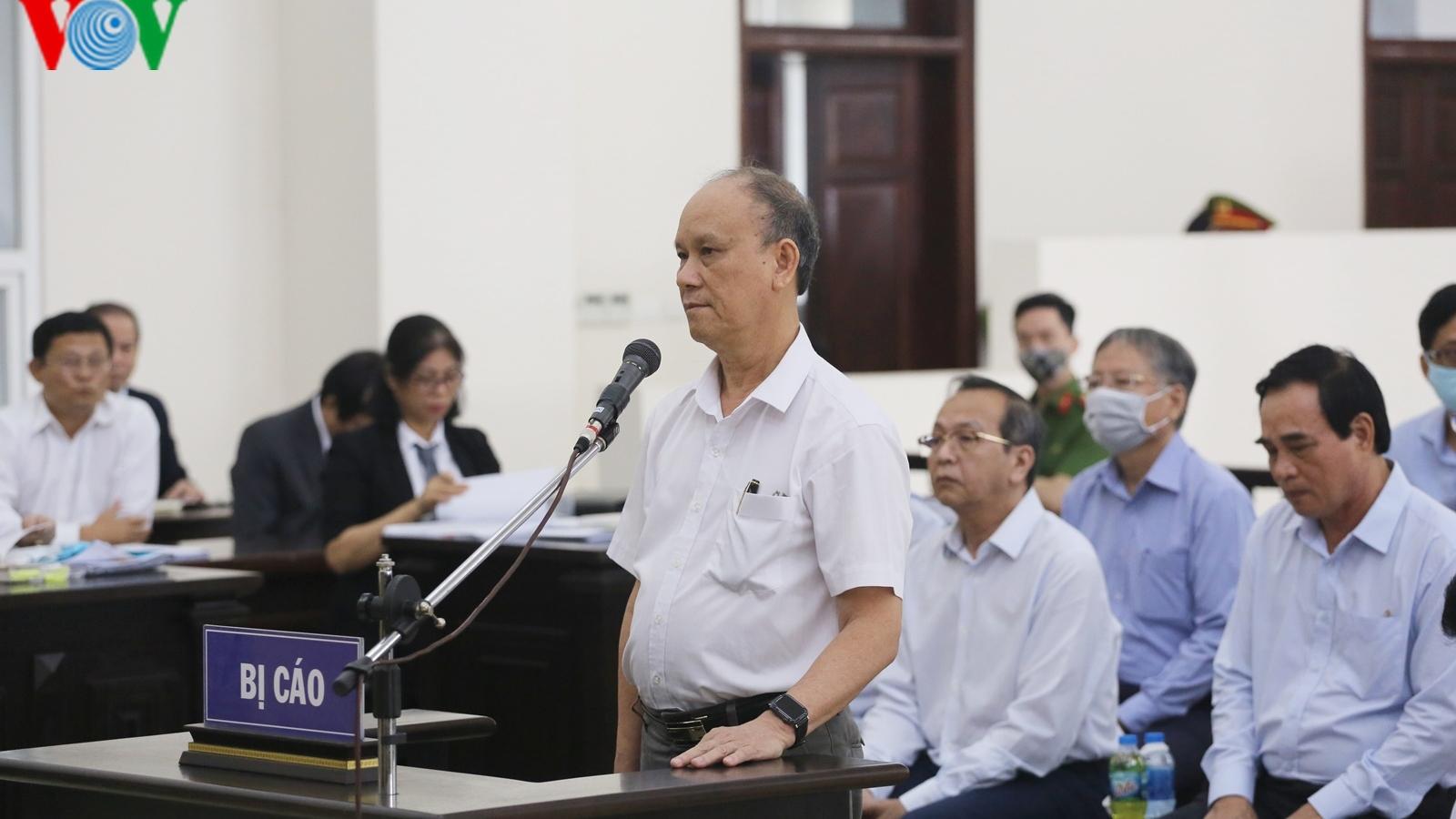 """Nói lời sau cùng, cựu Chủ tịch Đà Nẵng khẳng định """"làm vì lợi ích chung"""""""