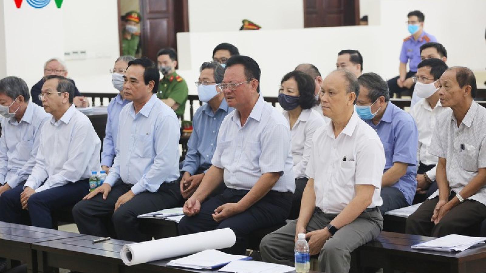 """Phan Văn Anh Vũ nói """"không phạm tội"""", cựu Chủ tịch Đà Nẵng kêu oan Thể hiện"""