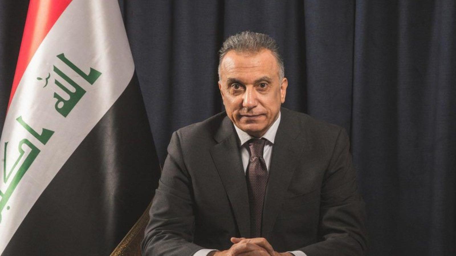Cựu Giám đốc tình báo được phê chuẩn làm Thủ tướng mới của Iraq
