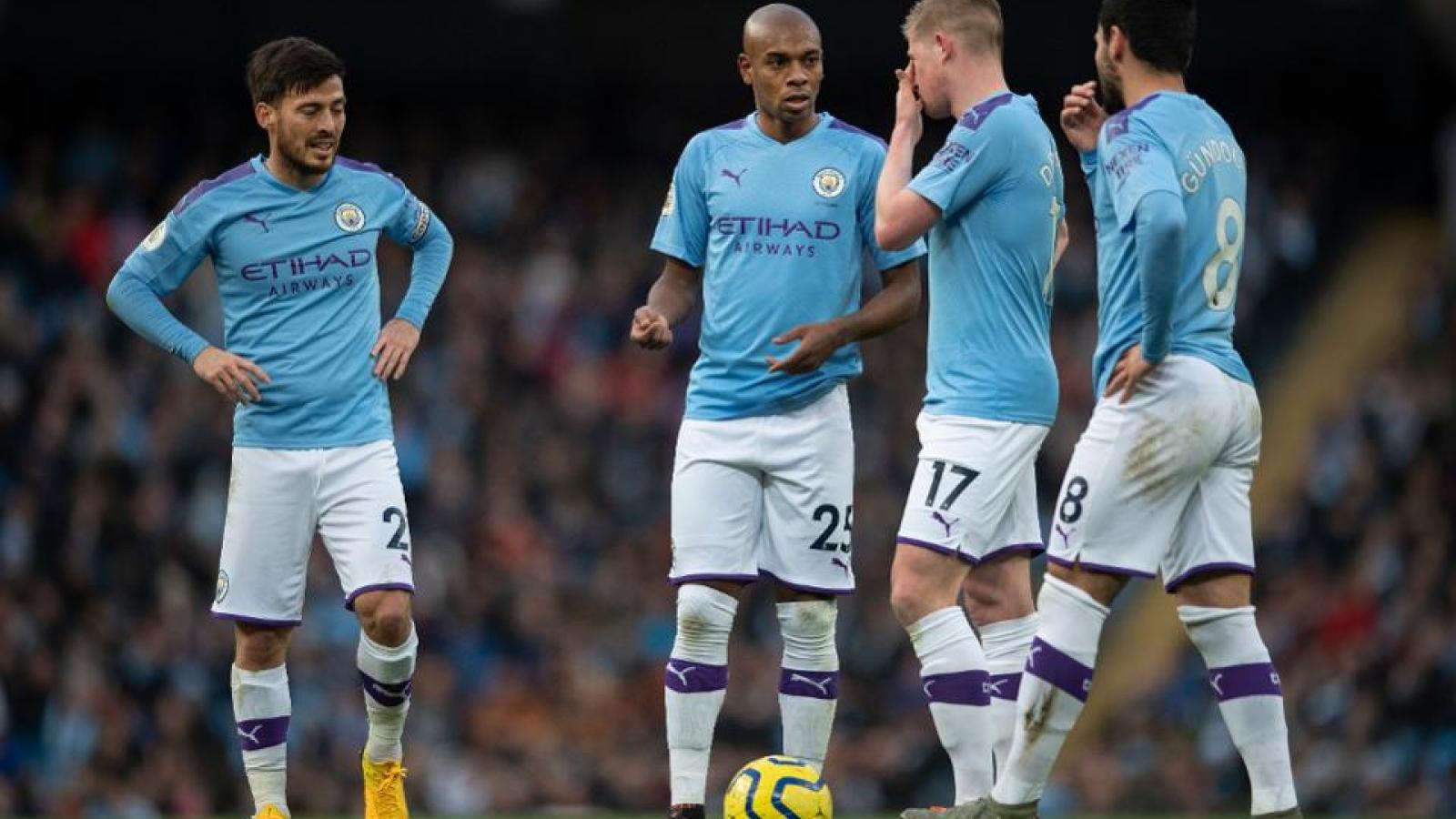 Chốt ngày xác định số phận của Man City ở Champions League