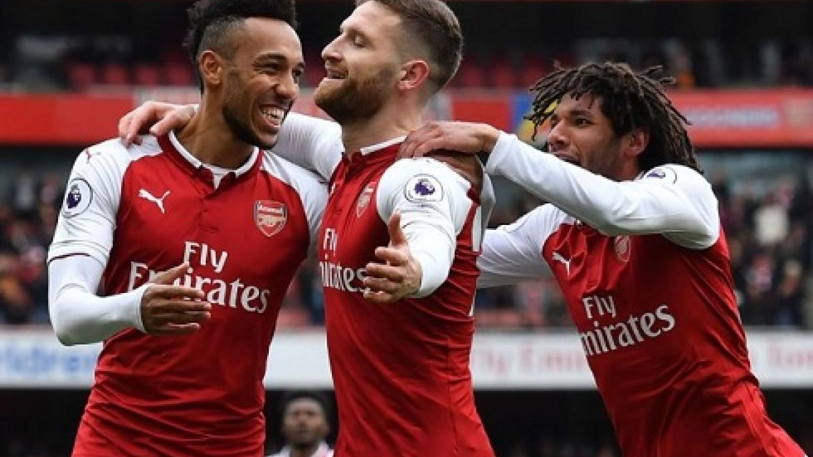 Chuyển nhượng 5/5: Arsenal thanh lý hàng loạt cầu thủ